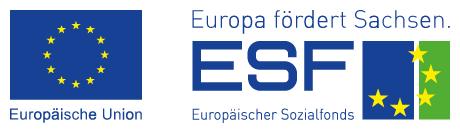 Verbundausbildung - Finanziert aus Mitteln der Europäischen Union und des Freistaates Sachsen.
